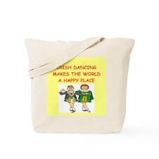 irish dancing Tote Bag