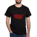 growing old merchandise Dark T-Shirt