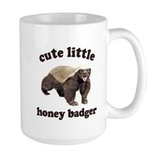 Cute Lil Honey Badger Mug