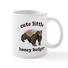 Cute Lil Honey Badger Mug