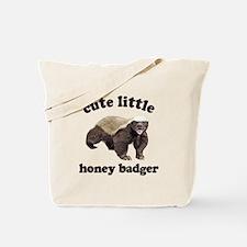 Cute Lil Honey Badger Tote Bag