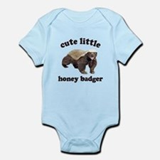 Cute Lil Honey Badger Infant Bodysuit