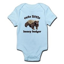 Cute Lil Honey Badger Onesie