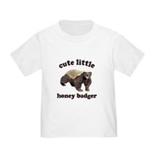 Cute Lil Honey Badger T
