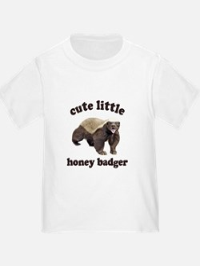 Cute Lil Honey Badger T