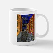 Manhattan Bridge Evening Mug