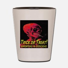Trick or Treat Smoking Is Sui Shot Glass