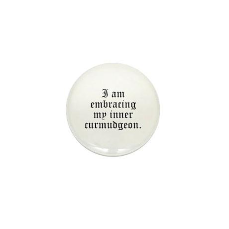 Inner Curmudgeon Mini Button (10 pack)