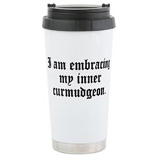 Inner Curmudgeon Travel Mug