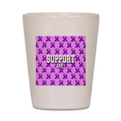 Support Me! Shot Glass