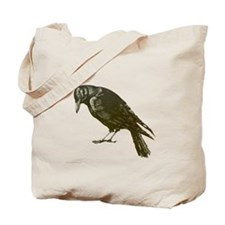 Cool Raven Tote Bag