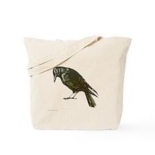 Unique Raven Tote Bag