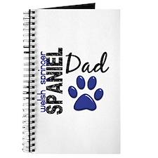 Welsh Springer Spaniel Dad 2 Journal