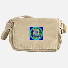 Hug A Hater Messenger Bag