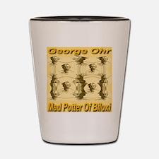 George Ohr, Mad Potter of Bil Shot Glass