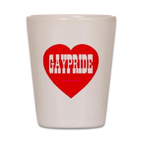 GAYPRIDE Shot Glass