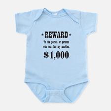 Lost Marbles Infant Bodysuit