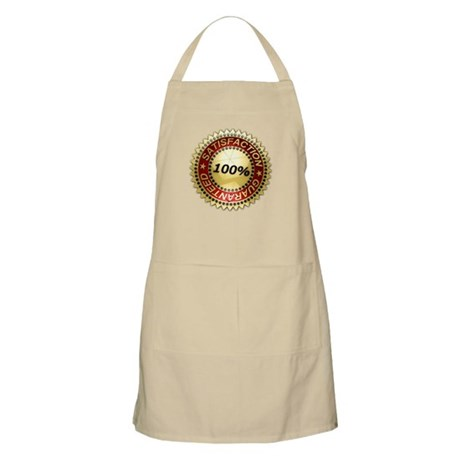 Satisfaction Guaranteed Apron