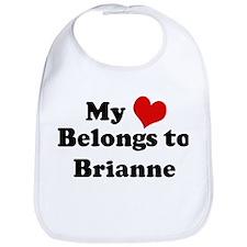 My Heart: Brianne Bib