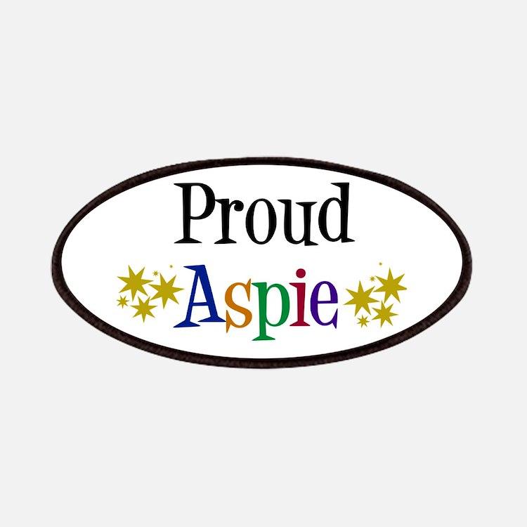 Proud Aspie Patches