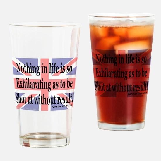 Exhilarating Drinking Glass