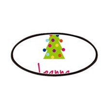 Christmas Tree Leanna Patches
