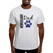 Weimaraner Dad 2 T-Shirt