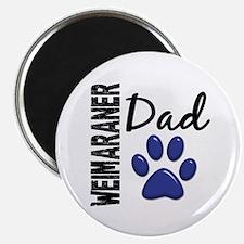 Weimaraner Dad 2 Magnet