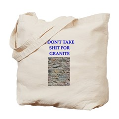 geology joke Tote Bag