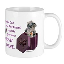 Great Dane (Blue Merle) Mug