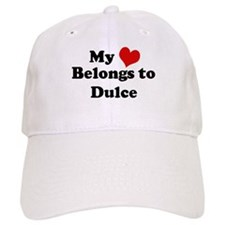 My Heart: Dulce Baseball Cap