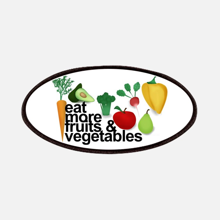 Eat Fruits & Vegetables Patches