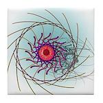 Eye of Chaos Tile Coaster
