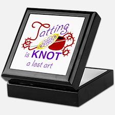 Funny Tater Keepsake Box