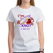 TattingIsKNOTALostArt2 T-Shirt
