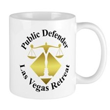 Pub Def Retreat Mug
