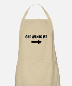 She wants me Apron