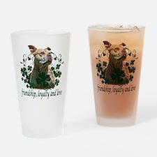 Irish Pride - Drinking Glass