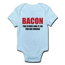 Bacon you either love it Onesie