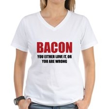 Bacon you either love it Shirt