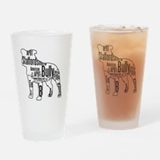 Bully Art - Drinking Glass