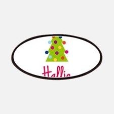 Christmas Tree Hallie Patches