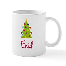 Christmas Tree Enid Mug