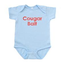 Cougar Bait Infant Bodysuit