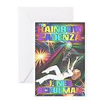 Rainbow Cadenza Greeting Cards (10 Pk)