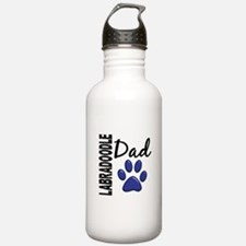 Labradoodle Dad 2 Water Bottle