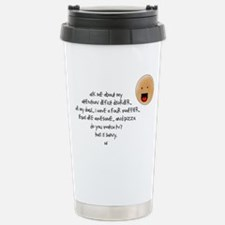 I'M NOT ADHD !!! Stainless Steel Travel Mug