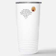 I'M NOT ADHD !!! Travel Mug