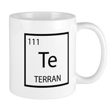 The Terran Element Mug