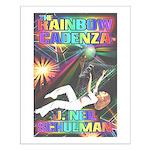 Rainbow Cadenza Small Poster